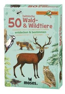 Expedition Natur. 50 heimische Wald- & Wildtiere