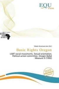 BASIC RIGHTS OREGON