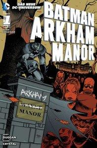Batman: Arkham Manor