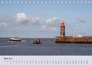 Bremerhaven. Die Seestadt an der Nordseeküste
