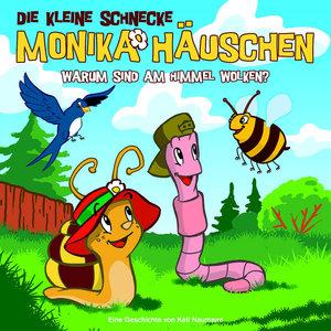 Die kleine Schnecke Monika Häuschen 04. Warum sind am Himmel Wol