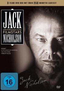 Unvergessliche Filmstars - Jack Nicholson, 1 DVD