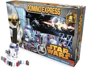 Domino Express Star Wars Set 4. Death Star Attack