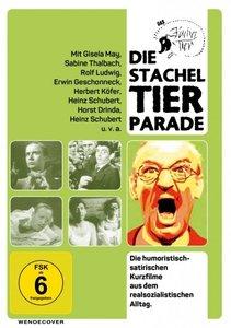 Die Stacheltierparade, 1 DVD