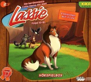 Lassie Hörspielbox 2 - (Folge 10 - 18)