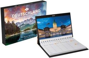 Deutschland Tischkalender 2021