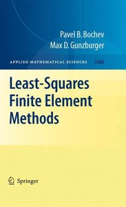 Least-Squares Finite Element Methods