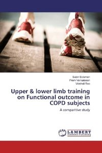 Upper & lower limb training on Functional outcome in COPD subjec