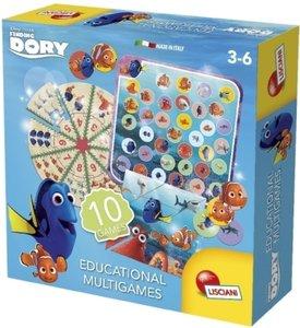 Gdzie jest Dory 10 gier edukacyjnych