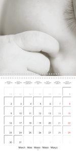 So Tiny Baby Calendar (Wall Calendar 2020 300 × 300 mm Square)