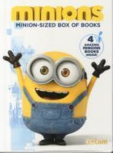 MINIONS BOX OF BOOKS