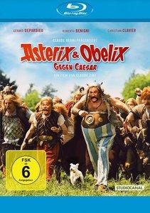Asterix und Obelix gegen Caesar, 1 Blu-ray