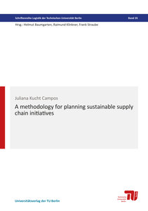 A methodology for planning sustainable supply chain initiatives