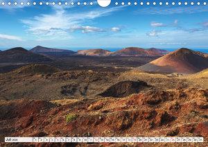 LANZAROTE Vulkanische Landschaften