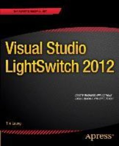 Visual Studio Lightswitch 2012