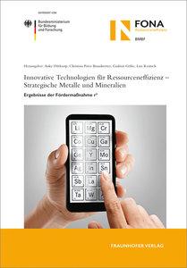 Innovative Technologien für Ressourceneffizienz - Strategische M