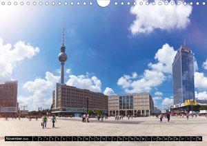 SOMMER IN BERLIN (Wandkalender 2020 DIN A4 quer)