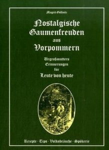 Nostalgische Gaumenfreuden aus Vorpommern