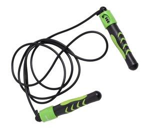 Schildkröt Fitness 960023 - Springseil mit Zählfunktion, schwarz
