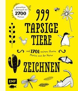 999 tapsige Tiere und 1701 weitere illustre Motive aus der Natur