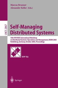 Self-Managing Distributed Systems