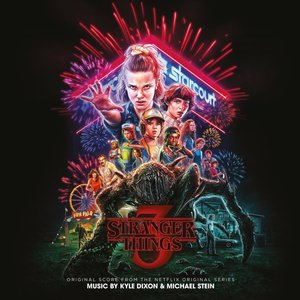 Stranger Things 3 (Original Score) (Limited 2LP)