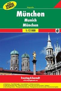 Riesen München 1 : 12 000