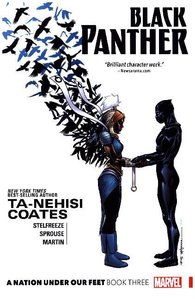 Black Panther: A Nation Under Our Feet Book 3