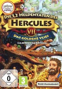 Yellow Valley: Die 12 Heldentaten des Herkules 7 Das goldene Vl