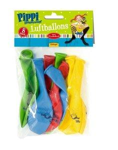 Pippi Langstrumpf Luftballons