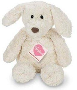 Teddy Hermann 93848 - Schlenkerhund Ferris, Hund, 31 cm, Plüscht