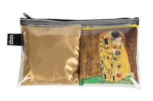 LOQI Collection Pocket Gustav Klimt - Art Lover Klimt Kiss And M