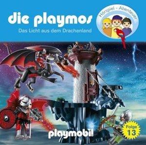 Die Playmos - Das Licht aus dem Drachenland, Audio-CD
