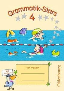 Grammatik-Stars 4. Übungsheft