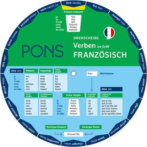 PONS Drehscheibe Verben im Griff Französisch
