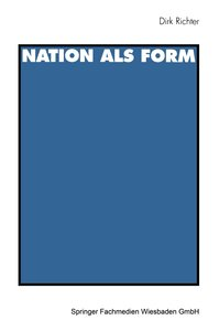 Nation als Form
