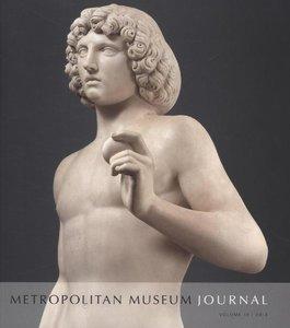 Metropolitan Museum Journal, Volume 49, 2014