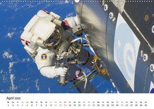 Abenteuer im Weltraum (Wandkalender 2020 DIN A2 quer)