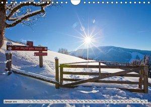 Herzliche Grüße aus Flachau (Wandkalender 2019 DIN A4 quer)