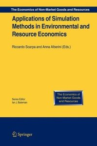 Applications of Simulation Methods in Environmental and Resource