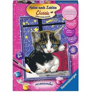 Ravensburger 28296 - Kuschelnde Kätzchen