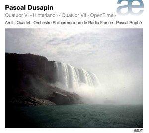 """Quartett VI \""""Hinterland\""""/Quartett VII \""""Open Time\"""""""
