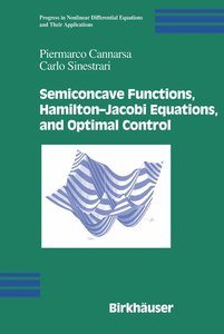 Semiconcave Functions, Hamilton-Jacobi Equations, and Optimal Co