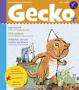 Gecko Kinderzeitschrift Band 35