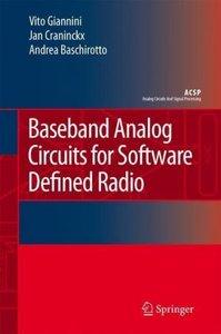 Baseband Analog Circuits for Software Defined Radio
