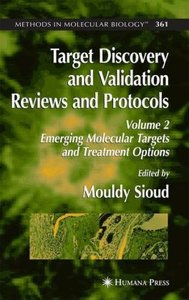 Target Discovery and Validation Reviews and Protocols