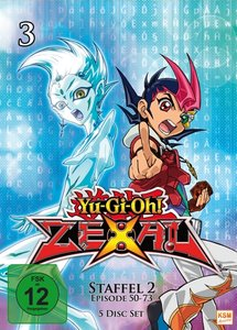 Yu-Gi-Oh! Zexal - Staffel 2.1: Episode 50-73