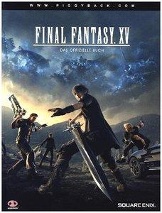 Final Fantasy XV - Das offizielle Buch