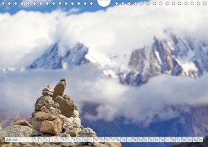Tibets Weiten: Auf dem Dach der Welt (Wandkalender 2020 DIN A4 q