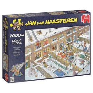 Jumbo 19032 Jan van Haasteren - Heiligabend 2000 Teile Puzzle
